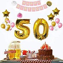 Amazon It Palloncini 50 Anni Compleanno