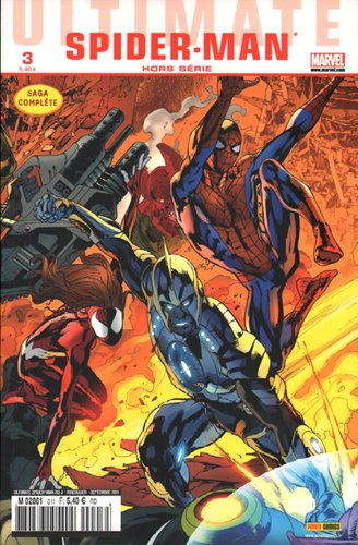 Ultimate spider-man hs 03 : ultimate doom