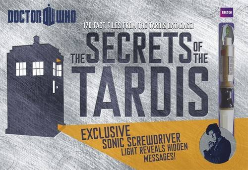1. Screwdriver Sonic (The Secrets of the Tardis [With Sonic Screwdriver Light] (Doctor Who (BBC Hardcover)) by Oli Smith (2010-10-01))