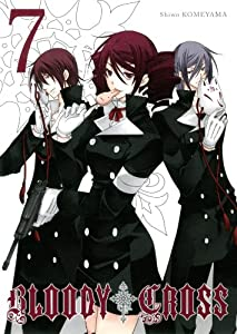Bloody Cross Edition simple Tome 7
