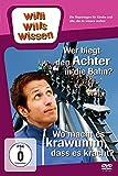 Willi will's wissen - Wer biegt den Achter in die Bahn? / Wo macht es krawumm?
