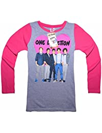 Official Licensed One Direction T-shirt Top | 1D T shirt | From Ages 8 to 16 Years