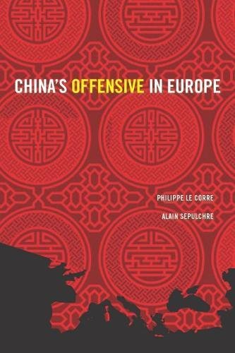 American Express China (China's Offensive in Europe (Geopolitics in the 21st Century))