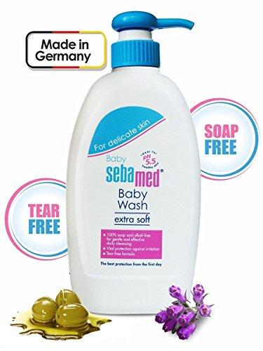 Sebamed-Baby-Wash-Extra-Soft-400Ml