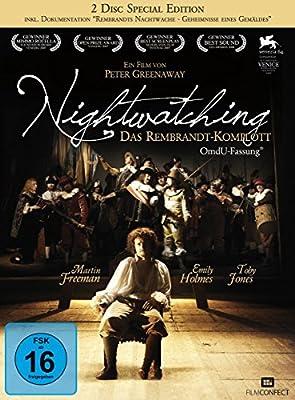Nightwatching - Das Rembrandt-Komplott - Special Edition (OmU) (2 DVDs)