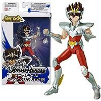 Anime Heroes-36921AH Caballeros del Zodíaco, Pegasus Seiya (Bandai 36921)