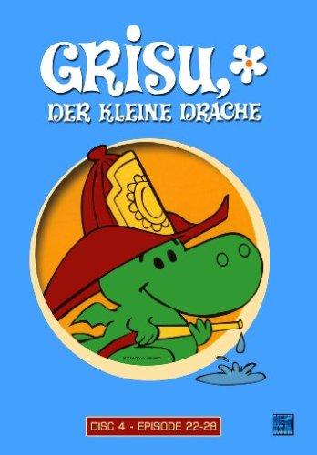 Grisu, der kleine Drache Disc 4 - Folgen 22-28 [3 DVDs]