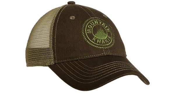 69481c8530a Mountain Khakis MK Trucker Cap (Pine