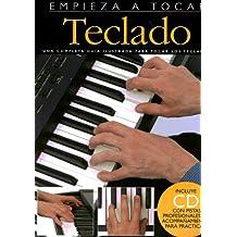 METODO - Empieza a Tocar Teclado (Hammer) (Inc.CD)