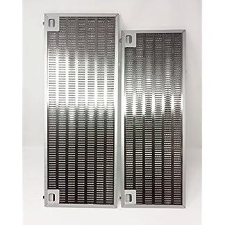 SERVI-HOGAR TARRACO® Filtro METALICO Campana TEKA CNL (2 Piezas)
