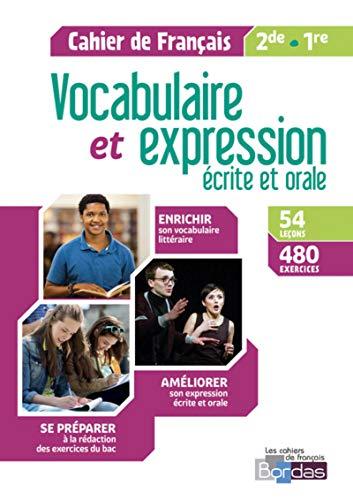 Vocabulaire et expressions Français 2de/1re 2018 par Isabelle BOIREAU