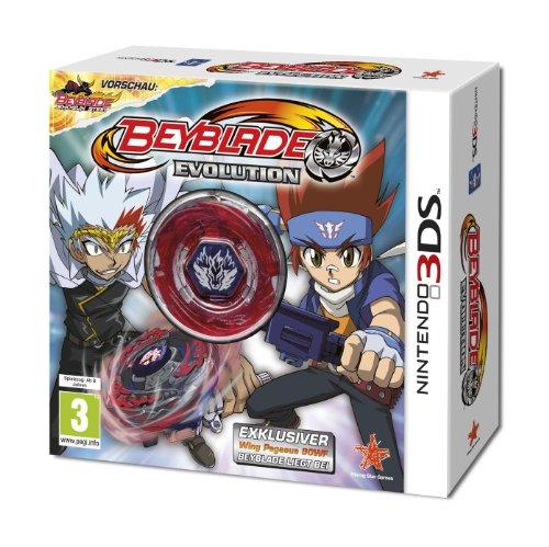 BEYBLADE: Evolution (3DS) (PEGI)