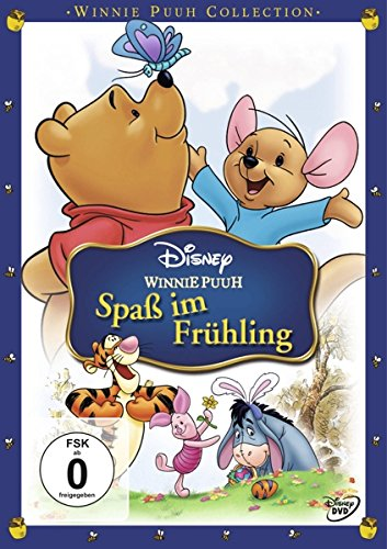 Winnie Puuh - Spaß im Frühling (Winnie Puuh Collection)