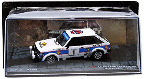 promocar-pro10038-vehicule-miniature-modele-a-lechelle-talbot-sunbeam-rallye-du-bresil-1981-echelle-