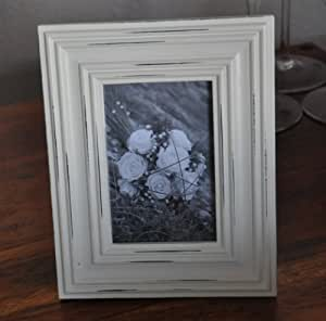 Cadre photo 24,5 x 19,5 cm cadre blanc