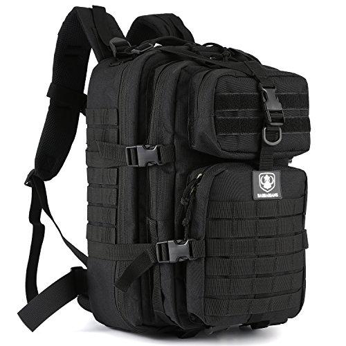 Barbarians 35L taktischer Rucksack, militärischer Assault Rucksack für Outdoor Wandern Camping Trekking