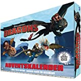 Spin Master 6036479 - DreamWorks Dragons - Adventskalender