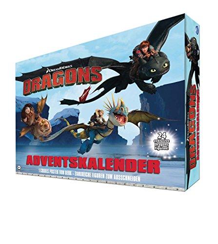 Spin Master Adventskalender Dragons 2017