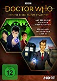 Doctor Who - Animated Double Feature Collection: Dreamland / Auf der Suche nach der Unendlichkeit [2 DVDs]