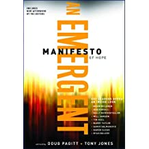 Emergent Manifesto of Hope (Emersion: Emergent Village Resources for Communities of Faith)