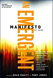 An Emergent Manifesto of Hope (Mersion: Emergent Village Resources for Communities)