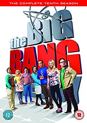 The Big Bang Theory - Season 10 [DVD] [2017]