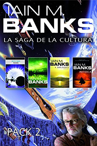 Saga La Cultura II por Iain M. Banks