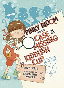Descargar Bi Torrent Pinky Bloom and the Case of the Missing Kiddush Cup Como PDF