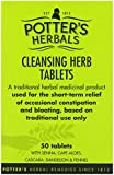(Pack Of 6) Potters Herbal Supplies - Cleansing Herb (Occasional Constipation) THR - R - (50s)