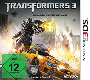 Transformers 3 - Stealth Force Edition