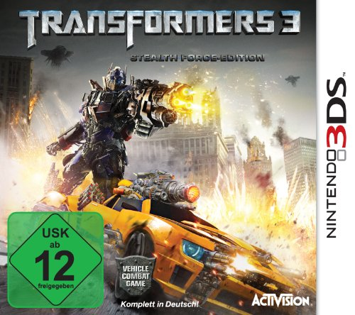 Transformers 3 - Stealth Force Edition [Edizione: germania] - Amazon Videogiochi