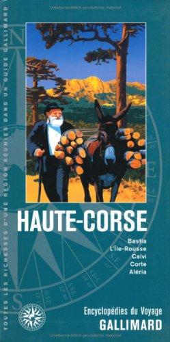 Haute-Corse par Gallimard