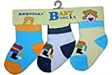 Baby Station 3/Pairs- Multi Color kids B...