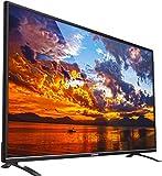 """TV LED 49"""" 4K Ultra HD 100 Hz DVB T2/DVB C Smart TV USB HDMI ZVS49UHD ZVISION 49 ITALIA"""