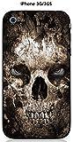 Onozo Coque Tete de mort 2 pour Apple iPhone 3G/3GS