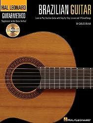 Hal Leonard Guitar Method: Brazilian Guitar (Buch&CD) (Hal Leonard Guitar Method (Songbooks))