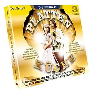 WDR - Das war Kult - Das Beste aus Plattenküche [3 CD's]