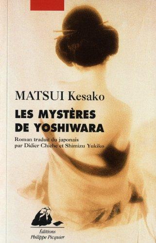 Les mystères de Yoshiwara