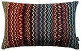 Eagle Products Firenze Kissen Zierkissen Kissenhülle l Größe 40x60 cm l Farbe 24 Bunt l Reine Schurwolle