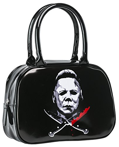 halloween-ii-sac-a-main-mike-myers-handbag-noir-noir-taille-unique