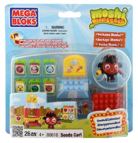 Moshi Monsters Mega Bloks set # 80618 Samen Warenkorb