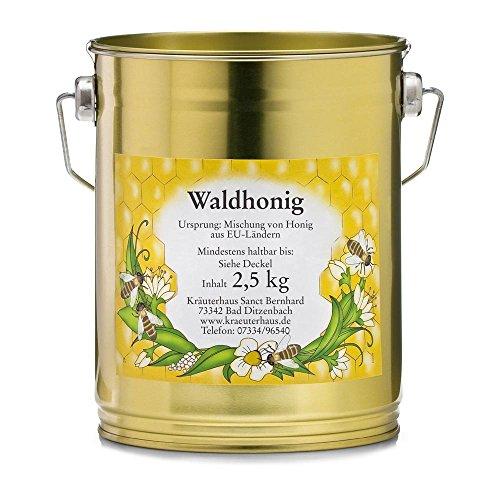 Honig Waldhonig 2,5 kg