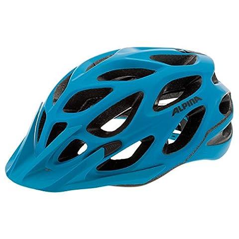 ALPINA Damen Fahrradhelm Mythos 2.0 LE, Blue, 52-57 cm, 9671181