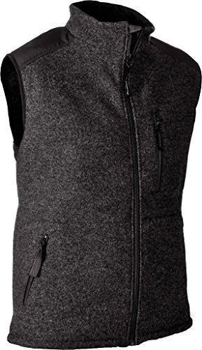Preisvergleich Produktbild Pfanner warme Wooltec Weste aus Merinowolle, Farbe:grau;Größe:XL