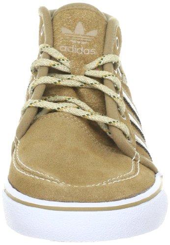 adidas Originals  Court Deck Mid, baskets sportives homme Gris - Grau (CRAFT CANVAS F12 / CRAFT CANVAS F12 / WHITE)