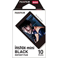 Instax  Black border mini film, 10 shot pack