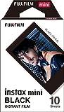 Fujifilm 16537043 Instax Mini Color Frame Développement instantané Noir