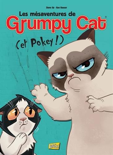 Les mésaventures de Grumpy cat : Tome 1