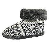 Dunlop Boot, Chaussons pour homme - noir - noir, taille 45/46