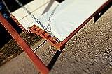 Design Hollywoodschaukel Doppelliege mit Dach Modell ′ARUBA′ - 3